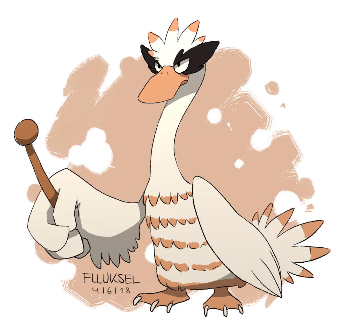 Pokémon-Zeichnung: Porenta's Beta Entwicklung