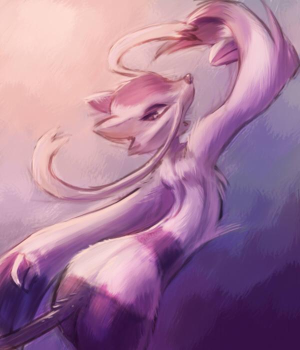 Pokémon-Zeichnung: Gleich eins aufs Maul