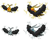 Pokémon-Sprite: Wablu/Altaria Sturmform