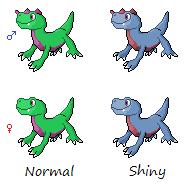 Pokémon-Sprite: Draxin