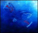 Kyogre Unterwasser