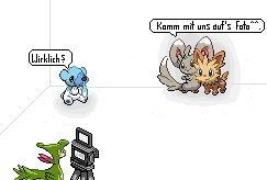 Pokémon-Fanart: Toleranz