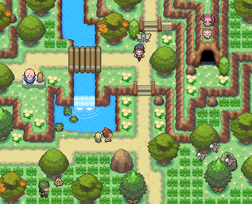Pokémon-Map: *-* liebes land