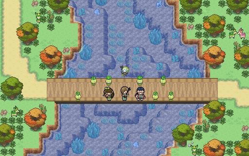 Pokémon-Map: Meine 2. map