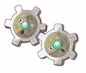 Pokémon-Zeichnung: Giiru