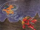 Dragoran vs. Scherox