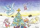 Pokemon-Weihnacht