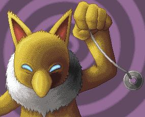 Pokémon-Pixelart: Hör auf miiiiiich...