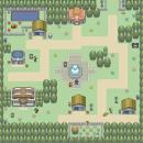 Eine kleine Ortschaft