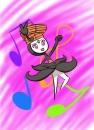 Meloetta Tanzform