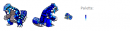 NewColored Groudon Sprite Collection