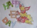 Happy Birthday Flamara