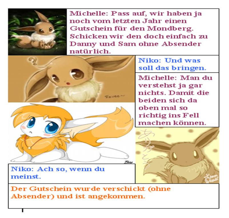 Pokémon-Fanart: Evolution (7)