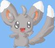 Pokémon-Pixelart: Picochilla colo