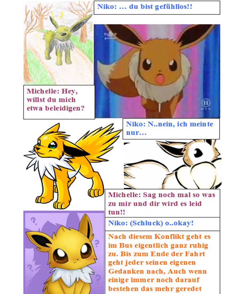 Pokémon-Fanart: Evolution (66)