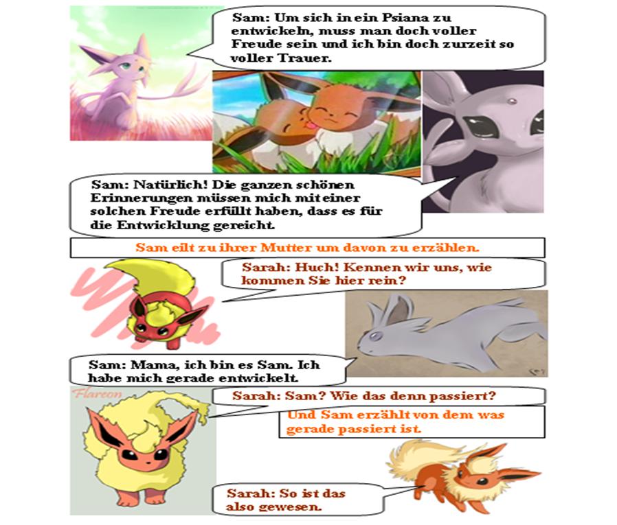 Pokémon-Fanart: Evolution (73)