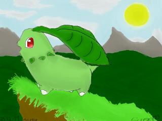 Pokémon-Zeichnung: Einreichung 21756