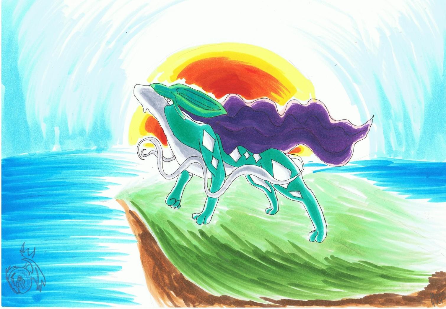 Pokémon-Zeichnung: Einreichung 21984