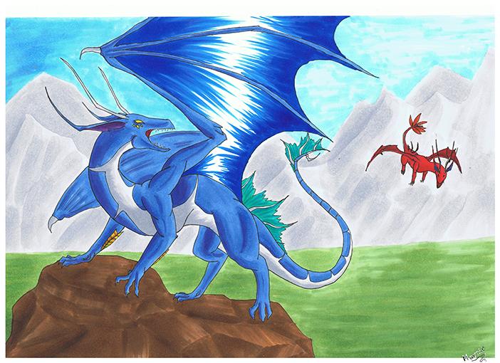 Pokémon-Zeichnung: Einreichung 23482