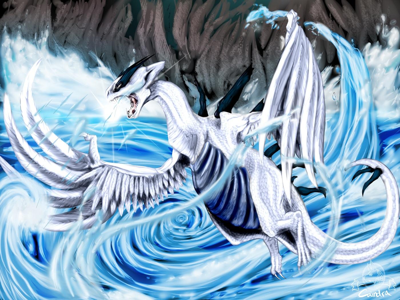 Pokémon-Zeichnung: lugia für River_Lugia