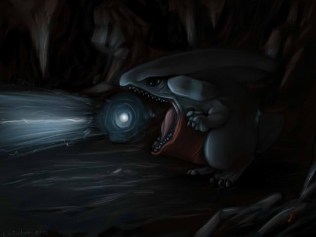 Pokémon-Zeichnung: k k k k kaumalat? uuh?