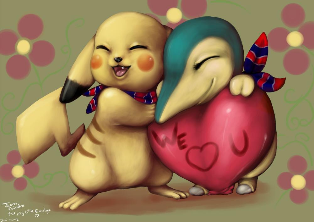 Pokémon-Zeichnung: Team America