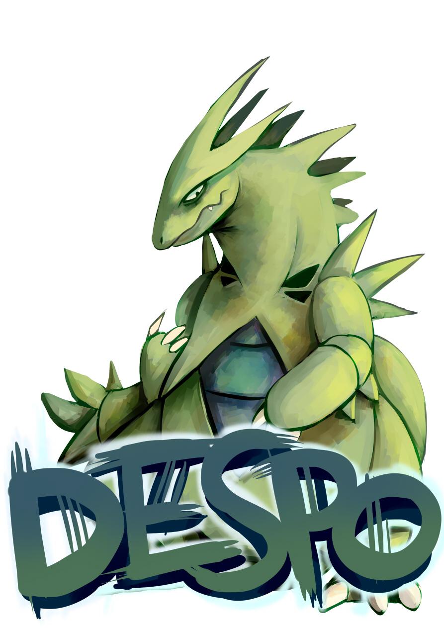 Pokémon-Zeichnung: despo