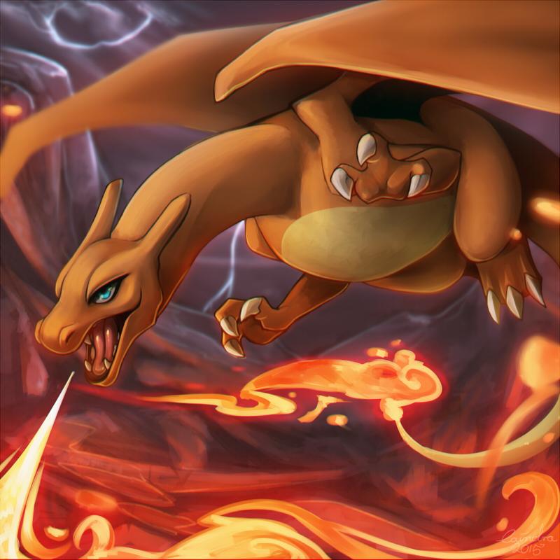 Pokémon-Zeichnung: gluuurak rak