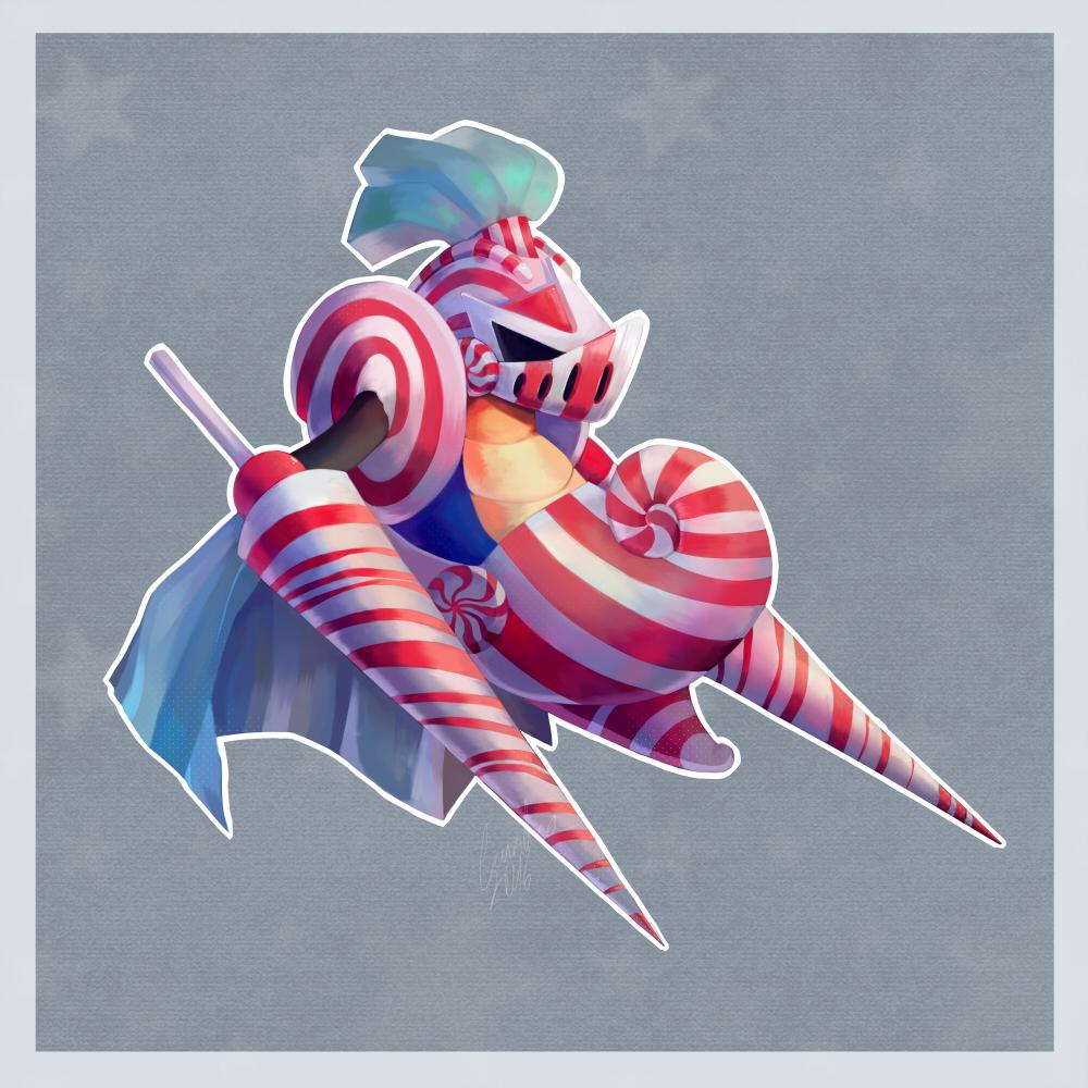 Pokémon-Zeichnung: Candylanzas