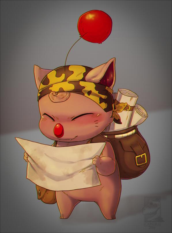 Pokémon-Zeichnung: Stilzkin
