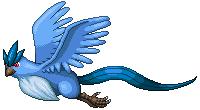 Pokémon-Sprite: Arktos Scratch
