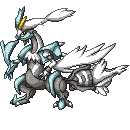 Pokémon-Sprite: White Kyurem