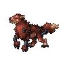 Pokémon-Sprite: Wolf
