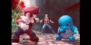 Mario vs. Shaggy