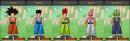 DB-Evolution Charaktere