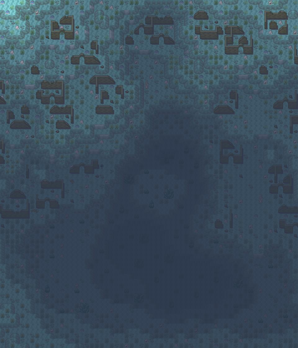 Pokémon-Map: Atlantis?