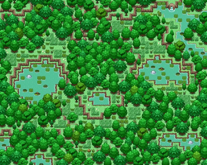 Pokémon-Map: Such mich!