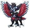 Pokémon-Sprite: Fusion; Panzaeron, Tauboss, Rihornior