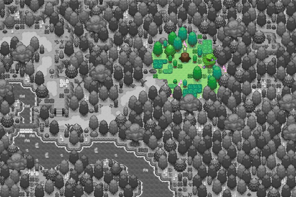 Pokémon-Map: Tempus Interruptus