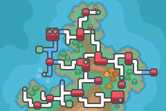 Pokémon-Pixelart: Alion-Region