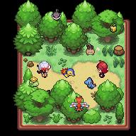 Pokémon-Map: Der erste Kampf
