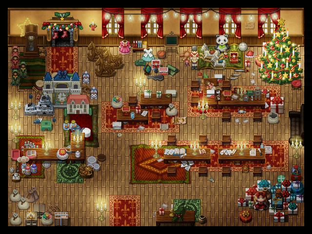 Pokémon-Map: Weihnachtswichtelwerkstatt