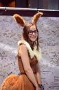 Evoli-Cosplayerin auf der AnimagiC 2017