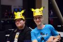 Pikachu-Fans auf der AnimagiC 2017