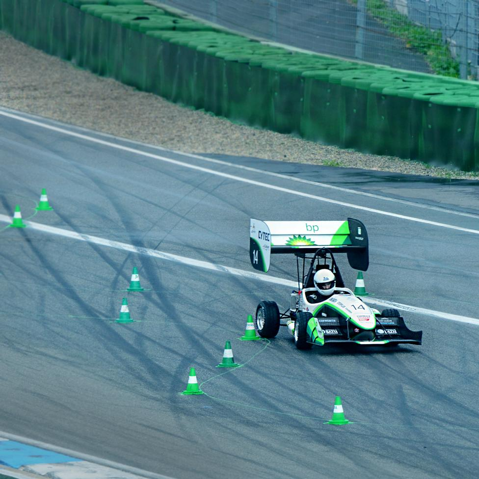 Foto: Formula Student 2014