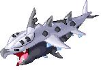 Pokémon-Pixelart: Urai-STahl/Eis-Form