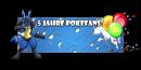Lucario Pokefans Geburstags Banner