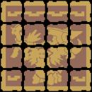 Alph-Ruinen-Drachentrio