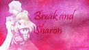 Break and Sharon - Wallpaper