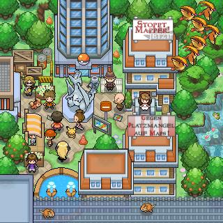 Pokémon-Map: Gegen Platzmangel auf Maps! Stoppt Mapper!